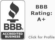 BBB A Rating Badge for Clarity Dentistry