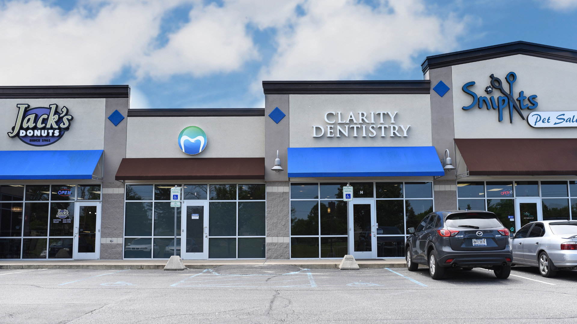 Clarity Dentistry Franklin Point Exterior Photo