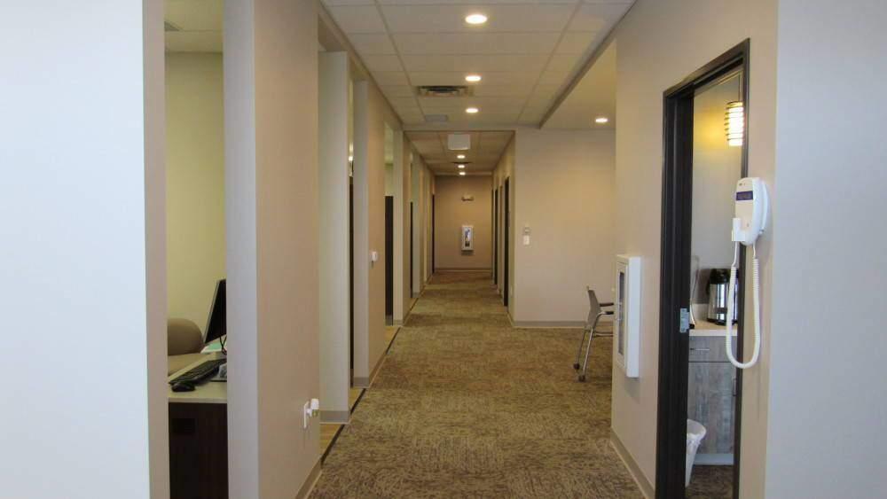 Clarity Dentistry Main Hallway