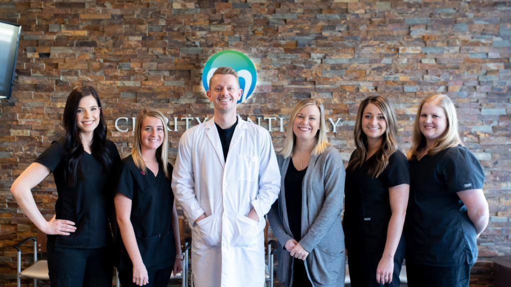 Clarity Dentistry Team Photo