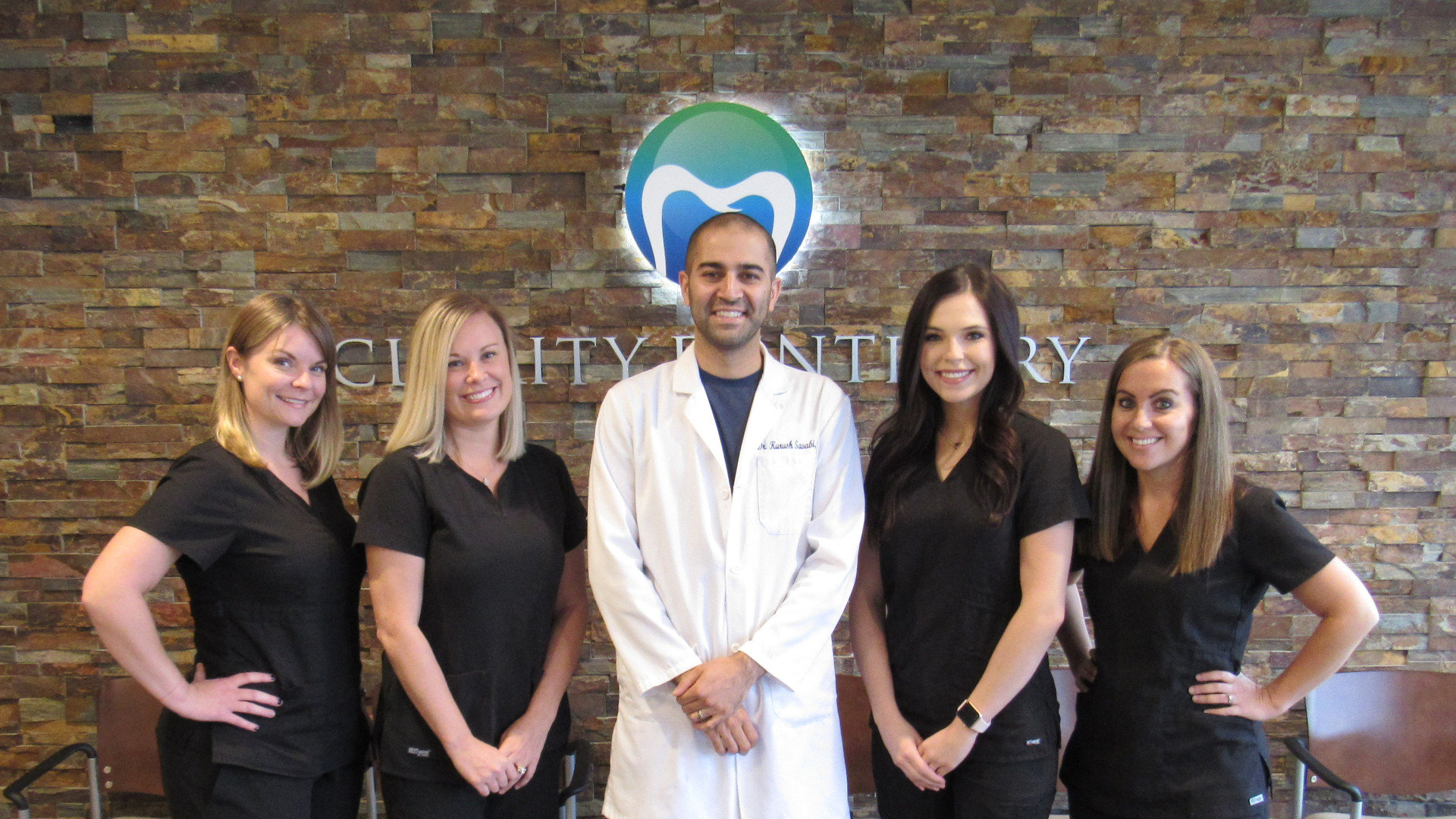 Clarity Dentistry Team Photo